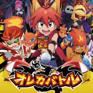 """アニメ『オレカバトル』/ """"Oreca Battle"""" (2014-2015)"""